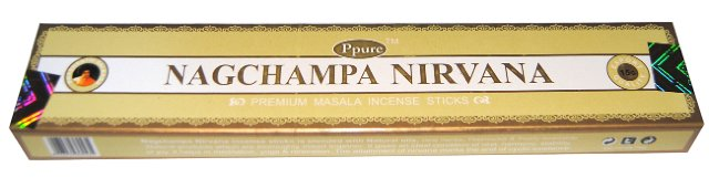 15 incense PPURE Nirvana